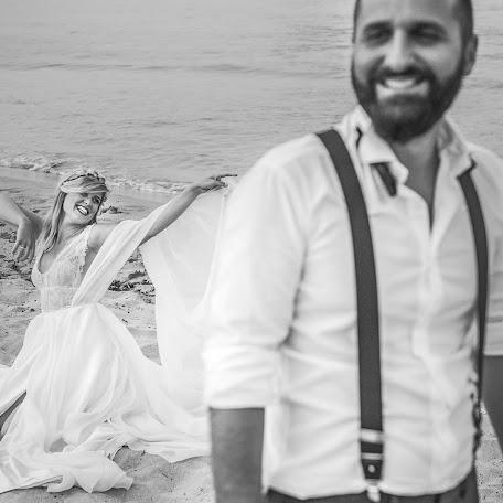 Wedding photographer Marios Kourouniotis (marioskourounio). Photo of 16.02.2018