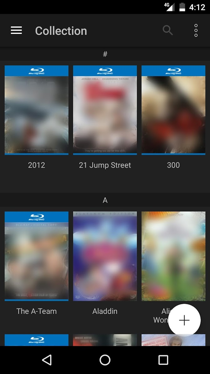 My Movies - Movie & TV Collection Library Android 1