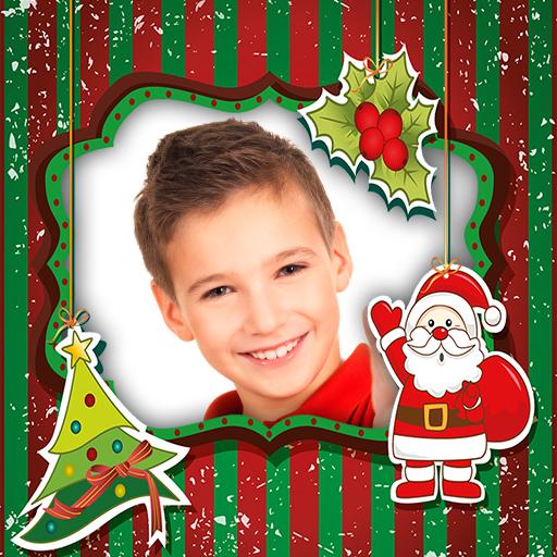 子供のためのクリスマスフレーム 娛樂 App LOGO-硬是要APP