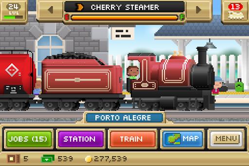 Pocket Trains 1.3.6 screenshots 1