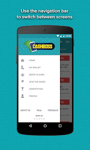 CashBoss - Free Recharge Screenshot