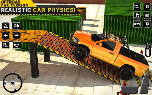 Car Parking Games Offroad Glory 1.3.7 screenshots 7