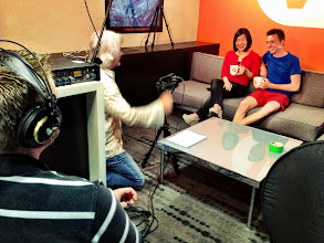 Photo: Interview in the Viator office in San Francisco