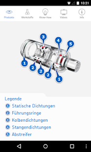 SKF Dichtungen- screenshot thumbnail