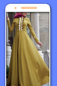 Evening Wear Hijab Styles screenshot 1