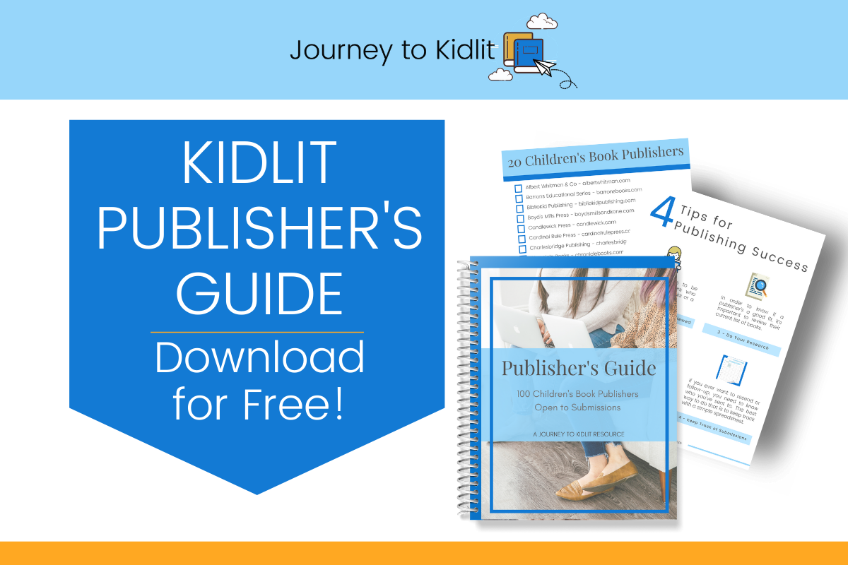 Free Children's Book Publishers Guide