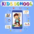 Kids school, a preschool kids learning game