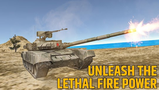 Tank Fighting War Games: Army Shooting Games 2020 2