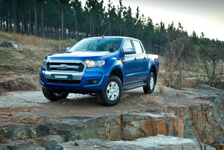 Ford Ranger. Picture: Supplied