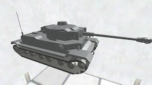 Tiger(P) ディティールちょいアップ版