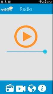 Rádio Acústica FM - náhled