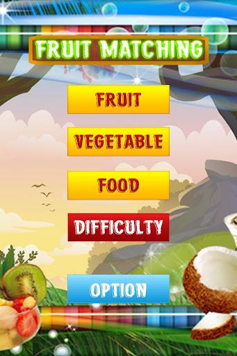 Free Fruit Matching Games