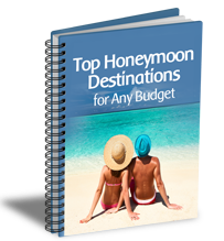 Click here to get our tips on top honeymoon destinations for any budget!
