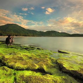 Nipah Beach by Rizal Amir - Landscapes Sunsets & Sunrises