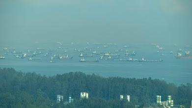 Photo: Mange skibe
