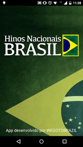 Hinos do Brasil Free