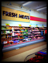 Photo: Smart & Final has a wide selection of meat- shelves are always well-stocked.
