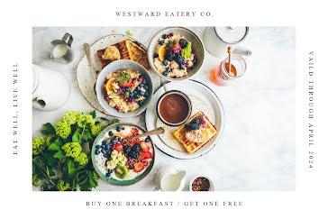 Westward Eatery Co. - Gift Certificate Template