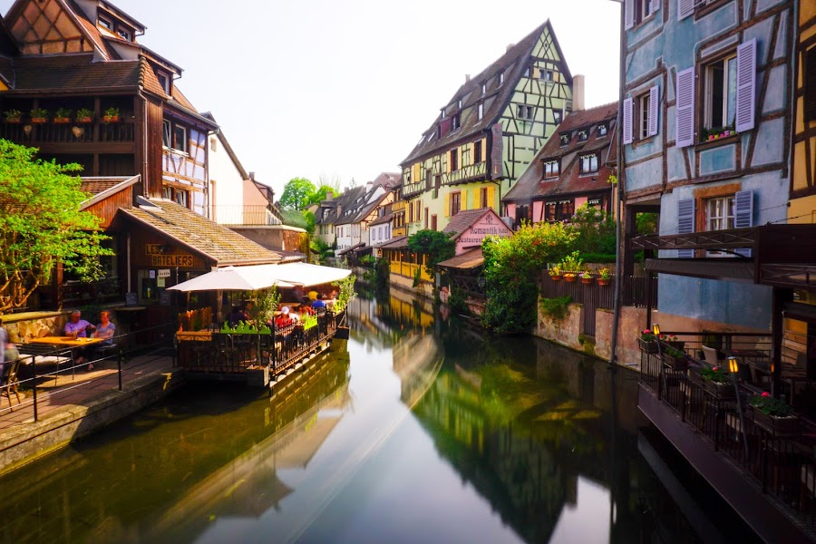 Colmar by Levent Yücelman - Buildings & Architecture Homes ( colmar, traditional, city, france, river, village, house )