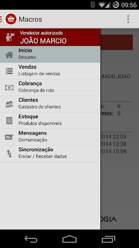 Macros Mobile 3.50 Screenshots 1