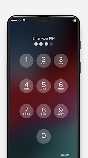 App i.OS 12 Lock Screen - i.Phone X Locker APK for Windows Phone