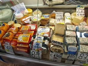 Photo: Сыры особой вонючести. Тот, что Бакштейн (в середине), наполняет собой холодильник даже через четыре пакета. Очень, очень сильный продукт. Аж глаза режет.