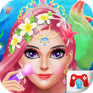 Mermaid Salon Makeover Fun for PC and MAC