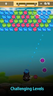 Fruit Bubble Shooter 2019 Screenshot