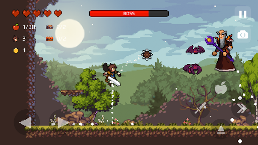 Apple Knight: Action Platformer  screenshots 8