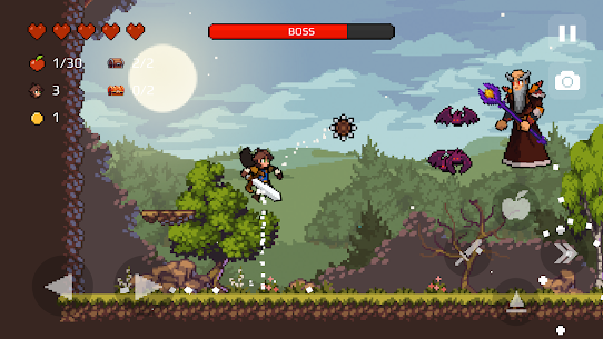 Apple Knight: Action Platformer [Dinheiro Infinito] 8