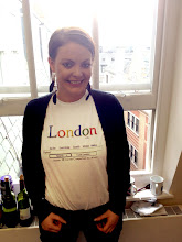 Photo: Amy's Geek Shirt Debut! Supporting our London office.