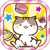 Cat & Sweets Tower -Cute kitty stacking game-