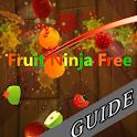 Great Fruit Ninja Free Guide icon