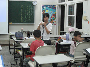 Photo: 20111014頭份(五)陶笛魔法師001