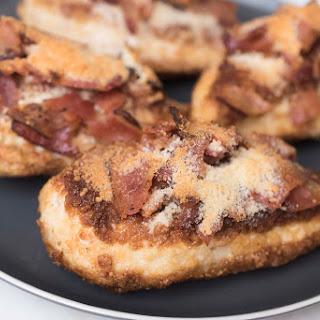 Parmesan Bacon Chicken (Low-Carb, Keto) Recipe