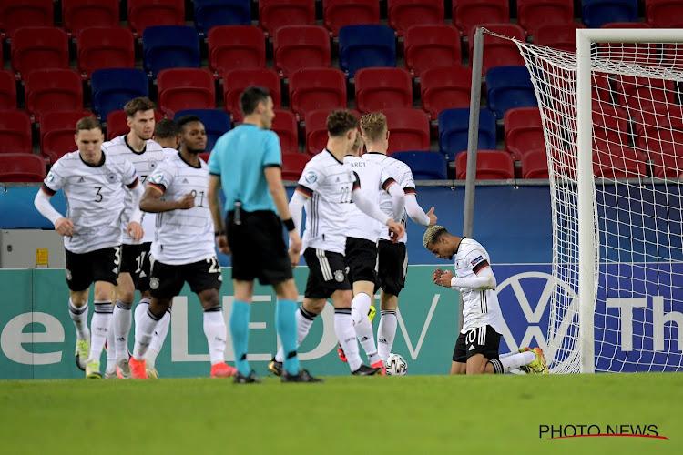 Goal Nmecha vs Netherlands 28 mars 2021
