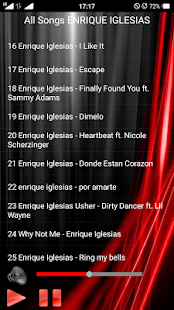 All Songs ENRIQUE IGLESIAS - náhled