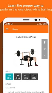 Gym WP - Workout & Fitness- screenshot thumbnail
