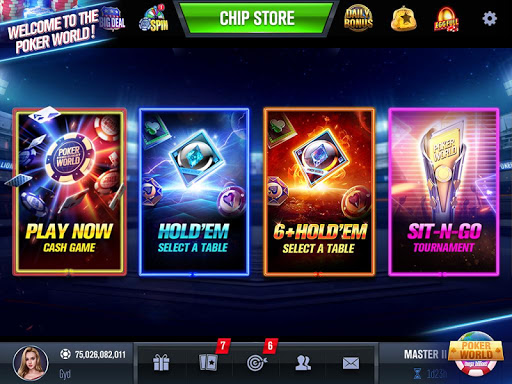 Poker World Mega Billions 2.020.2.020 screenshots 2