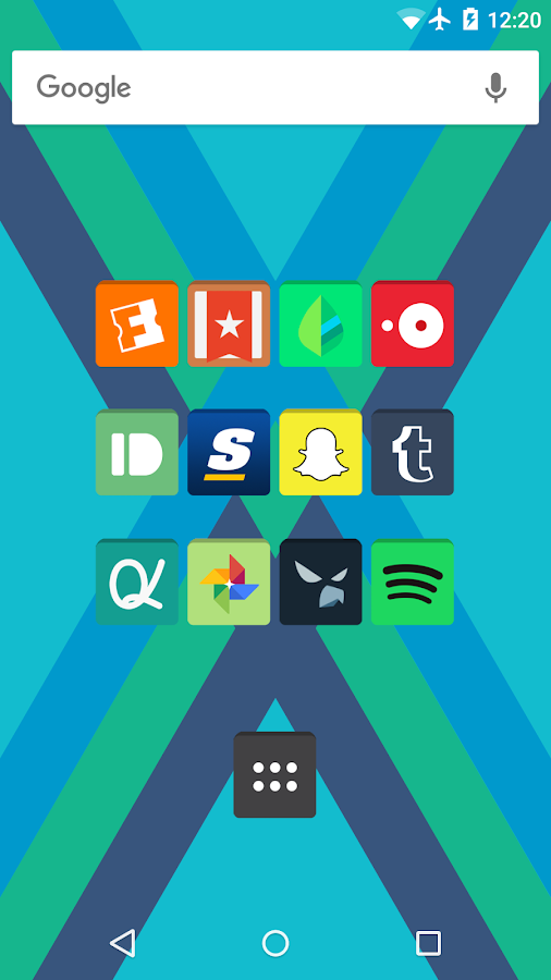 Tyles - Icon Pack- screenshot