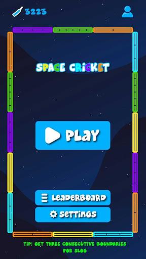 Space Cricket 2d screenshot 1