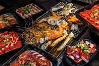 野饌燒肉活泰國蝦吃到飽 富民店
