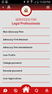 Dubai Legal Affairs screenshot