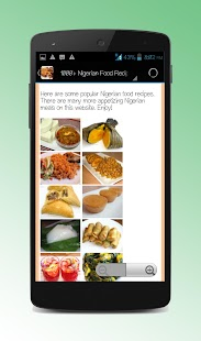 1000 nigerian food recipes android apps on google play 1000 nigerian food recipes screenshot thumbnail forumfinder Images