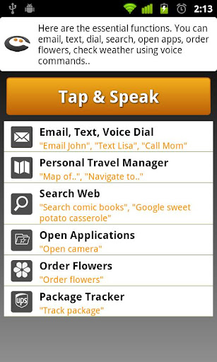 Cluzee Your Personal Assistant screenshot 3
