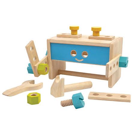 PlanToys verktygslåda robot