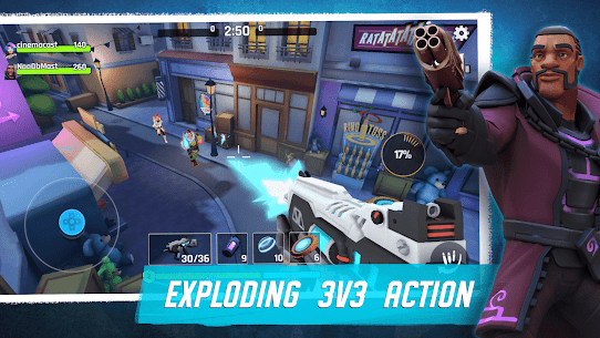 Heroes of Warland – Online 3v3 PvP Action Apk Download For Android and Iphone 1