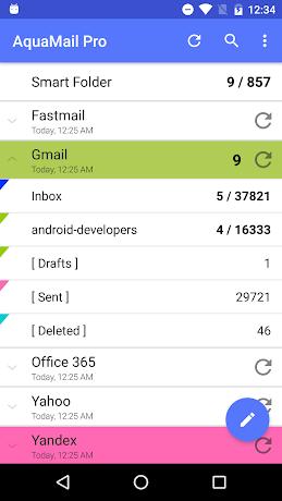 Aqua Mail Pro 1.7.1-90 Stable APK