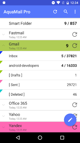 Aqua Mail Pro 1.6.2.9-3 Final Stable APK
