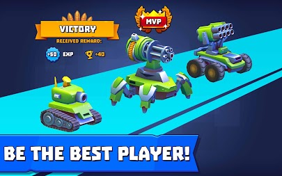 Tanks A Lot! - Realtime Multiplayer Battle Arena APK screenshot thumbnail 21